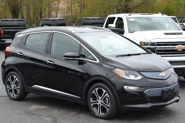 New 2019 Chevrolet Bolt EV Premier