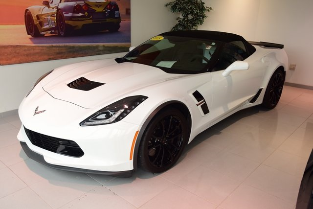 Certified Pre-Owned 2018 Chevrolet Corvette Grand Sport