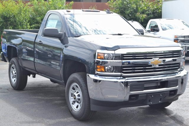 new 2017 chevrolet silverado 2500hd work truck 2d standard cab for sale near boston ma at. Black Bedroom Furniture Sets. Home Design Ideas