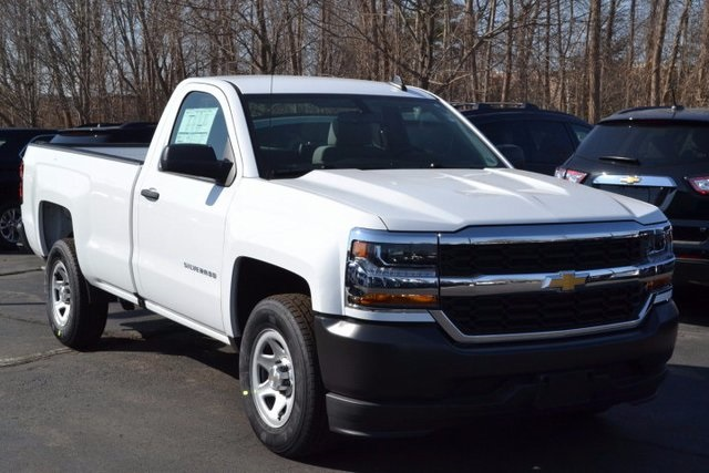 new 2017 chevrolet silverado 1500 wt 2d standard cab in lowell ma near lawrence and nashua nh. Black Bedroom Furniture Sets. Home Design Ideas