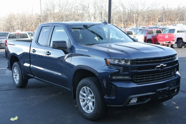 New 2019 Chevrolet Silverado 1500 Rst Double Cab For Sale Near