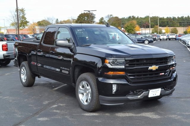 new 2017 chevrolet silverado 1500 lt double cab in lowell ma near lawrence and nashua nh. Black Bedroom Furniture Sets. Home Design Ideas