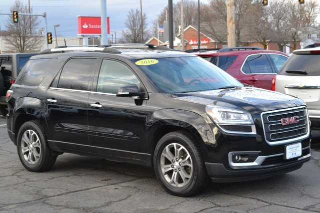 Certified Pre-Owned 2016 GMC Acadia SLT-2