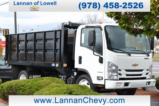 New 2019 Chevrolet 4500 LCF Base