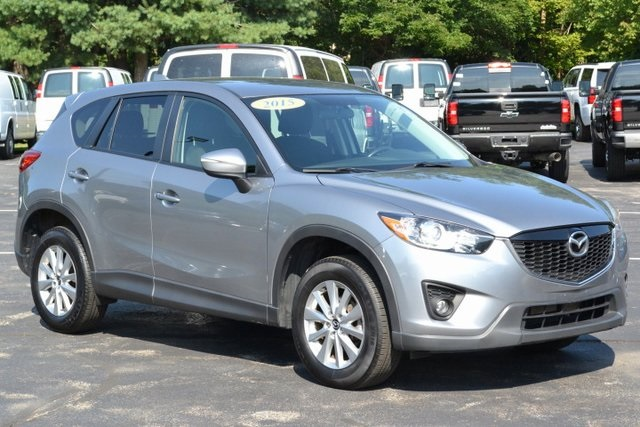Pre Owned 2015 Mazda Cx 5 Touring 4d Sport Utility Awd