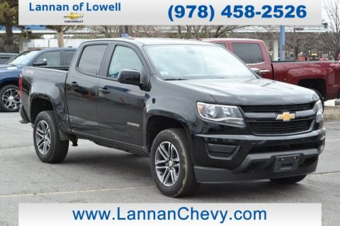 Pre-Owned 2020 Chevrolet Colorado Work Truck