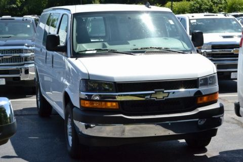 New Chevrolet Express Cargo Van for Sale in MA | Boston, MA Chevy