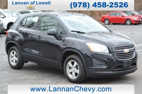 Certified Pre-Owned 2016 Chevrolet Trax LS